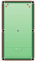 Snooker langer Einsteiger