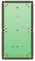 Snooker Positionsspiel